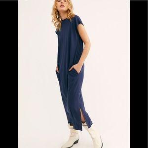 NWT FP All Day Long T-shirt Dress, Medium